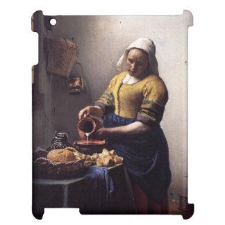 Der Milkmaid durch Johannes Vermeer iPad Hülle