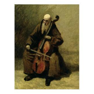 Der Mönch, 1874 Postkarte