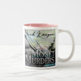 Der Monet ermordet Tasse KEIN Zitat -