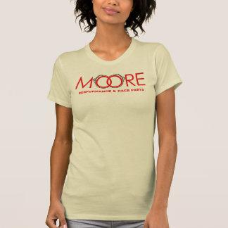 Der Moore-Leistung der Frauen zerteilt T - Shirt