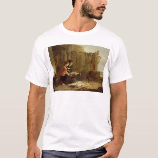 Der Morgen-Fang, 19. Jahrhundert T-Shirt