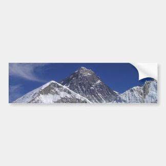 Der Mount- EverestFoto Autoaufkleber