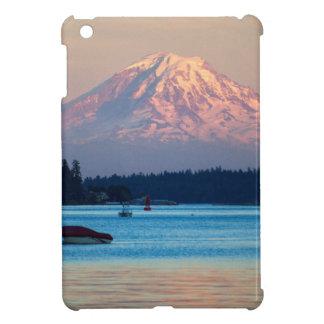 Der Mount Rainier iPad Mini Hülle