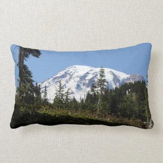 Der Mount Rainierlumbar-Kissen Lendenkissen