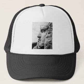 Der Mount Rushmore Bau Truckerkappe