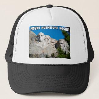 Der Mount Rushmore Felsen! Der Mount Rushmore, Truckerkappe