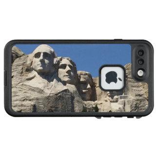 Der Mount Rushmore Monument LifeProof FRÄ' iPhone 8 Plus/7 Plus Hülle
