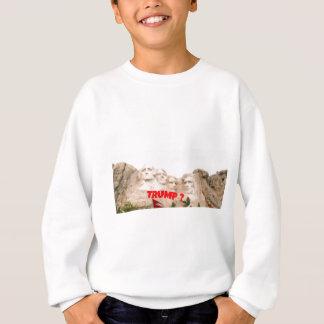 Der Mount Rushmore Trumpf? Sweatshirt