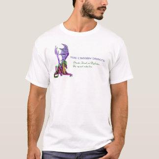 Der mürrische Drache T-Shirt