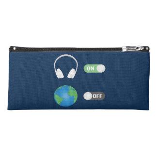 Der Musik-Schalter Stiftetasche