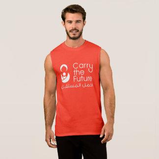 Der Muskel-Behälter der Männer Ärmelloses Shirt