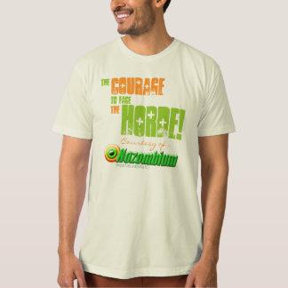 Der Mut, den Horden-T - Shirt gegenüberzustellen