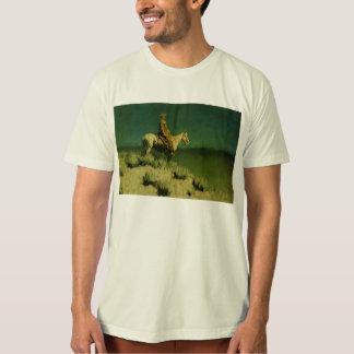 Der NachtHirte Frederic Remingtons (circa 1908) T-Shirt