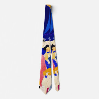 Der Nachtklub 1921 Personalisierte Krawatte