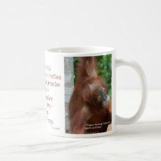 Der natürliche Redhead meiner Lieblingssache-Natur Kaffeetasse