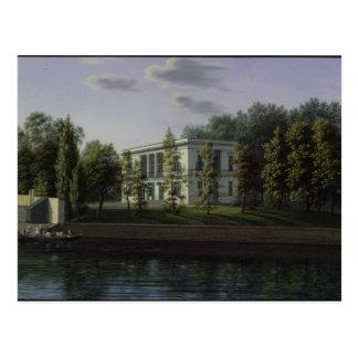Der neue Pavillon Postkarte