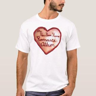 """Der neugeborene Jahr-""""Romance Album-"""" T - Shirt"""