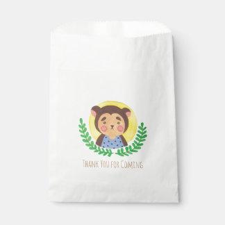 Der niedliche Affe Geschenktütchen