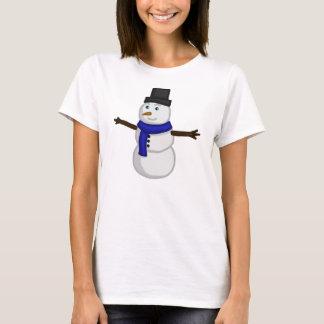 Der niedliche T - Shirt der freundlichen