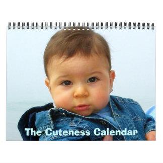 Der Niedlichkeits-Kalender Abreißkalender