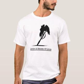 Der offizielle Raben-u. Klinge-T - Shirt
