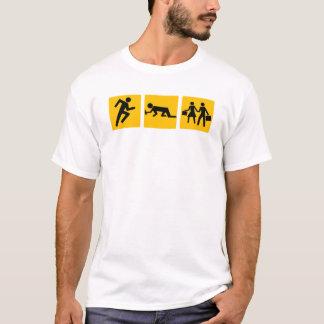 Der offizielle T - Shirt der Männer