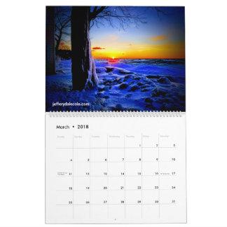 Der Ontariosee-Kalender Abreißkalender
