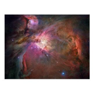 Der Orions-Nebelfleck Postkarte