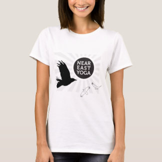 Der Osten-Yoga shwag T-Shirt