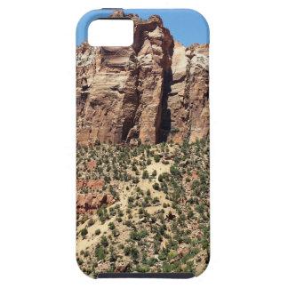 Der Osttempel Zion Nationalpark in Utah iPhone 5 Hülle
