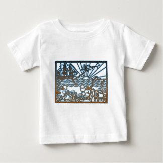 Der Ozean Baby T-shirt