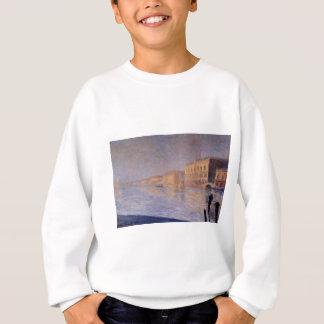 Der Palast der Doges durch Claude Monet Sweatshirt