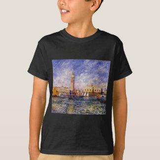 Der Palast der Doges durch Pierre-Auguste Renoir T-Shirt
