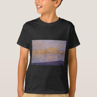Der Palast der Doges gesehen von San Giorgio T-Shirt