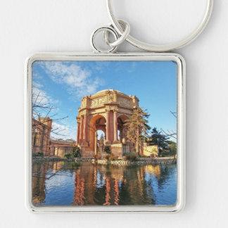 Der Palast Sans Fransisco Schlüsselanhänger