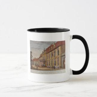 Der Palast von Prinzen Ferdinand von Preußen Tasse