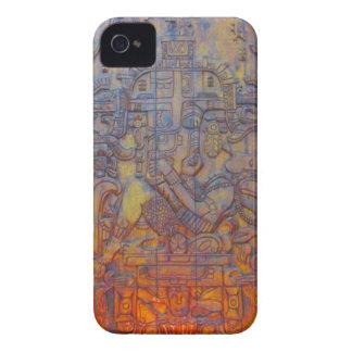 Der Palenque Astronaut! iPhone 4 Cover