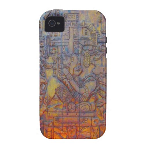 Der Palenque Astronaut! Vibe iPhone 4 Case