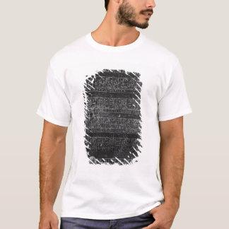 Der Palermo-Stein T-Shirt