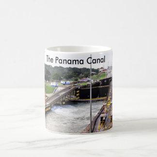Der Panamakanal, hohe Def Fotografie Kaffeetasse