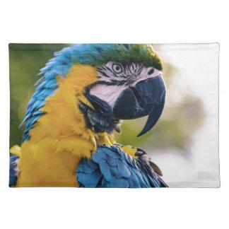 Der Papagei Tischset