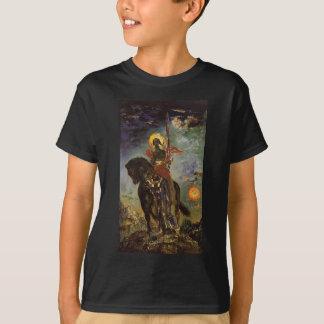 Der Park und der Engel des Todes durch Gustave T-Shirt