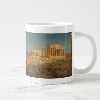 Der Parthenon Jumbo-Tasse