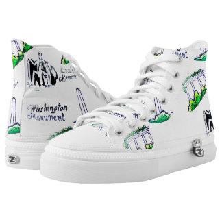 Der Patriot Hoch-geschnittene Sneaker