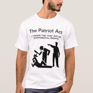 Der Patriot-Taten-T - Shirt