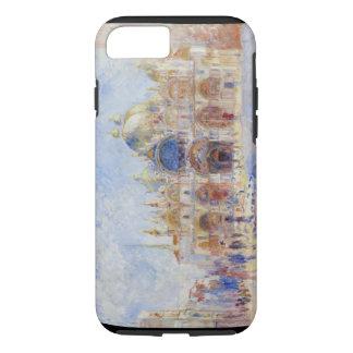 Der Piazza San Marco, Venedig, 1881 (Öl auf iPhone 8/7 Hülle