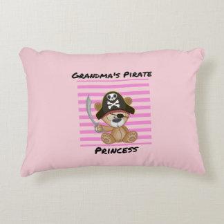 Der Piraten-Prinzessin Brushed Polyester der Zierkissen