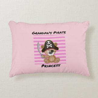 Der Piraten-Prinzessin Brushed Polyester des Dekokissen