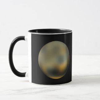 Der Planet Pluto Tasse