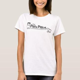 Der Platz-Damen unseres Kumpels T-Shirt